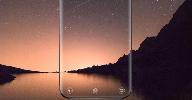 Galaxy S9 Infinity display FB