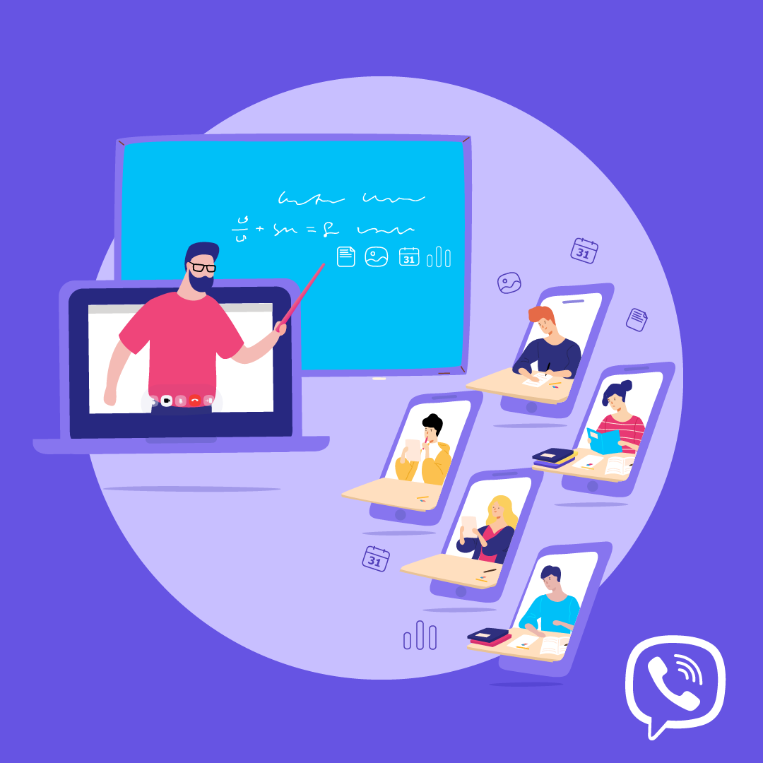 Rakuten Viber Online vzdělávání